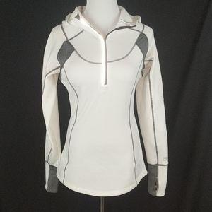 Avalanche quarter zip hoodie pullover